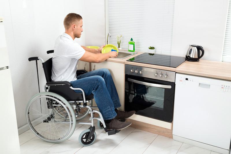Arredamento casa per disabili come rendere la casa ospitale per una persona disabile - Ceteco