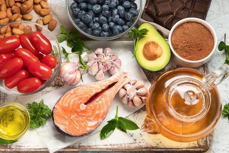 I 5 cibi da assumere per una dieta anti invecchiamento