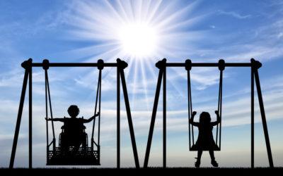 Stop alle barriere: anche giostre e parchi gioco devono essere inclusivi