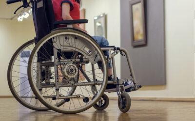 Le persone disabili hanno bisogno di musei accessibili